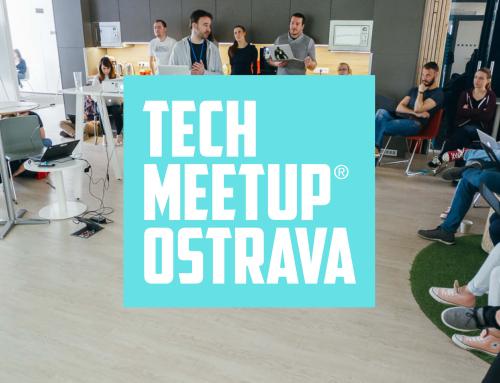 První TechMeetup Ostrava 24.1.